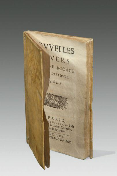LA FONTAINE 1621-1695