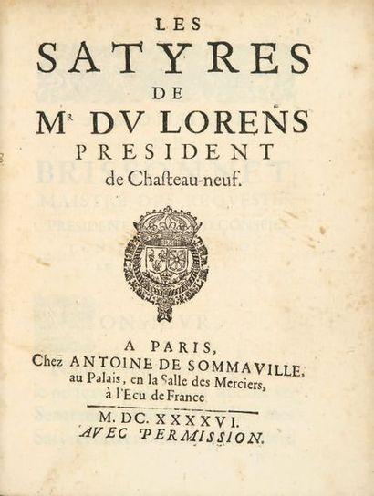 DU LORENS (Jacques)