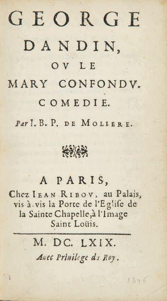MOLIÈRE 1622-1673