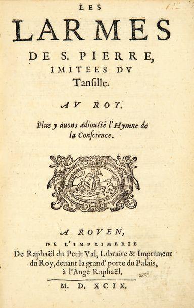 MALHERBE 1555-1628