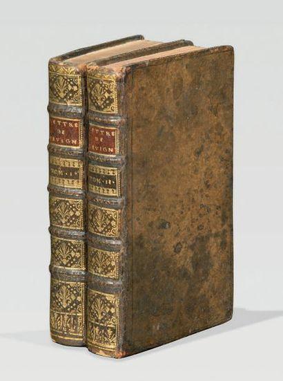 SÉVIGNÉ (Madame de) 1626-1696