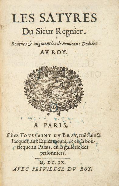 RÉGNIER 1573-1613