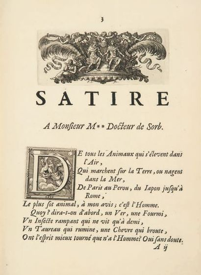 BOILEAU 1636-1711