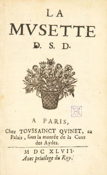 DALIBRAY (Charles Vion, sieur)