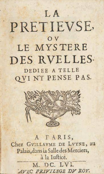PURE (l'abbé de)