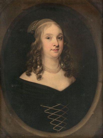 Attribué à Jacob Van LOO (vers 1614-1670)