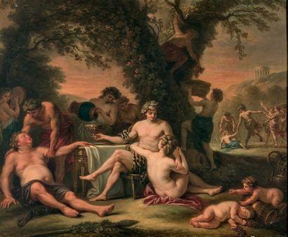 Nicolas-René JOLLAIN (Paris 1732 - 1804)