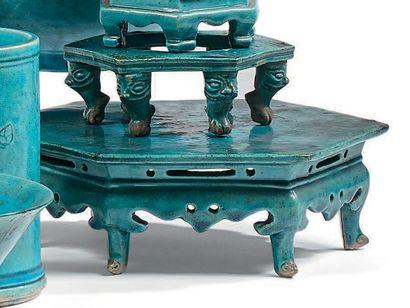CHINE Époque Kangxi (1662-1722)