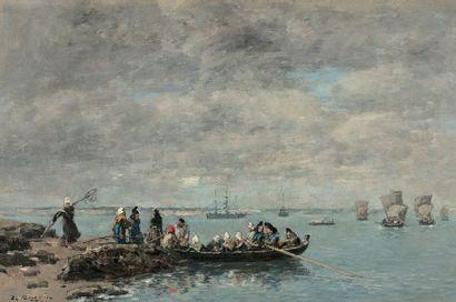 Eugène BOUDIN 1824-1898
