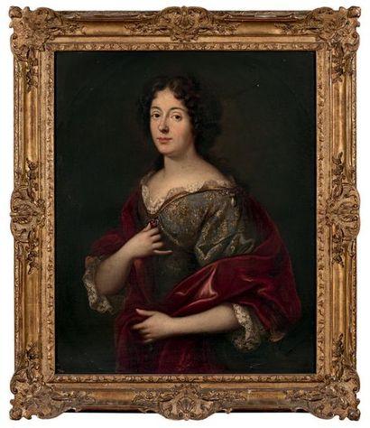 ATTRIBUÉ À HENRI GASCARD (1635 - 1701)