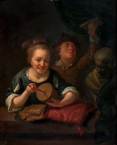 Attribué à Louis de MONI (1698-1771)