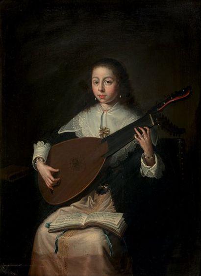 Attribué à Pieter LEERMANS (1655-1706)