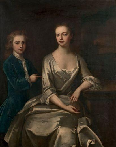 Attribué à Thomas HUDSON (1701-1779)