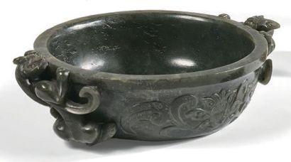CHINE XVIIIe siècle/XIXe siècle
