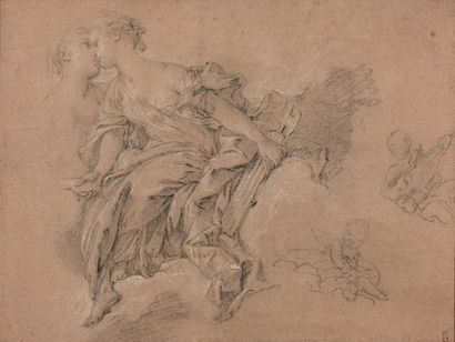 François BOUCHER, attribué à (1703-1770)