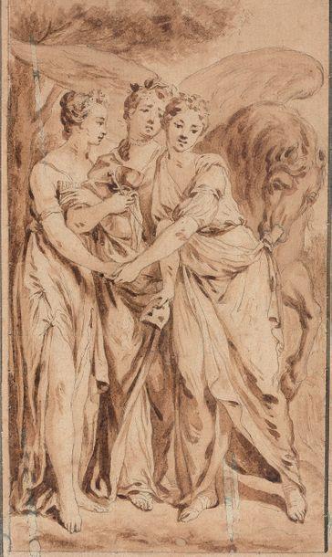 Louis Fabricius DUBOURG (Amsterdam 1691-1775)