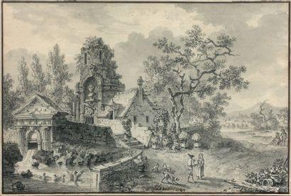 LOUIS LESUEUR (PARIS 1746 - ?)