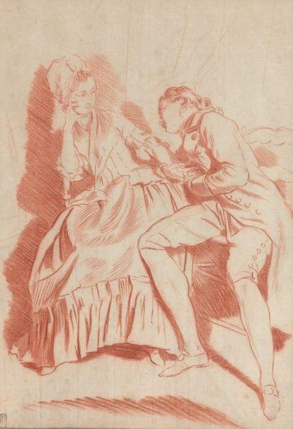 Louis Roland TRINQUESSE (1745- vers 1800)