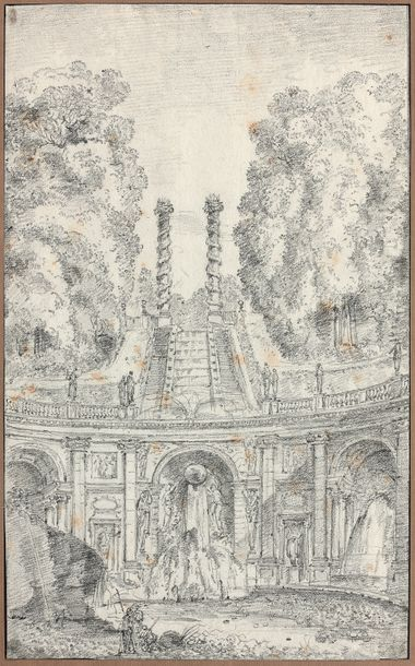 Pierre-Adrien PARIS (1745-1819)