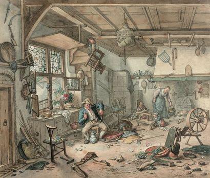 Hendriks WYBRAND (1744-1831)