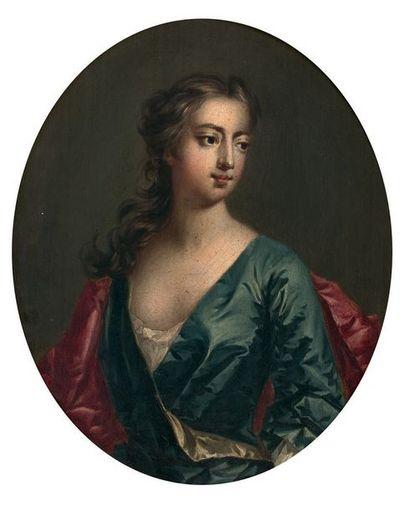 ATTRIBUÉ À MICHAEL DAHL (1656-1743)