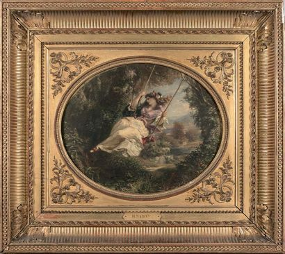 Henri BARON (1816-1885)