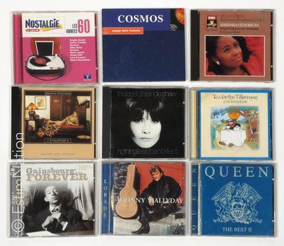 CD, DVD, VHS, K7