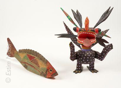 ART FOLKLORIQUE MEXICAIN