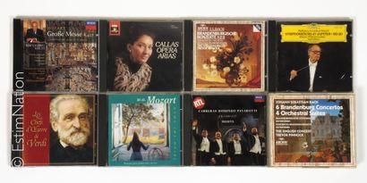 CD - MUSIQUE CLASSIQUE
