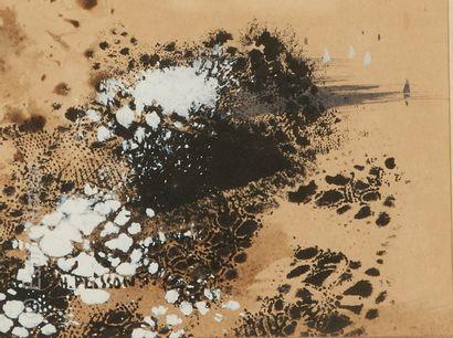 ART CONTEMPORAIN - PLISSON