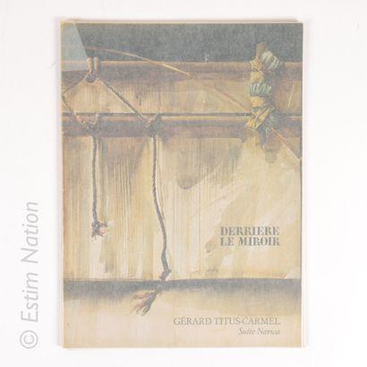 DERRIERE LE MIROIR - EDITION MAEGHT - TITUS CARMEL