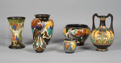 Céramiques XXe siècle