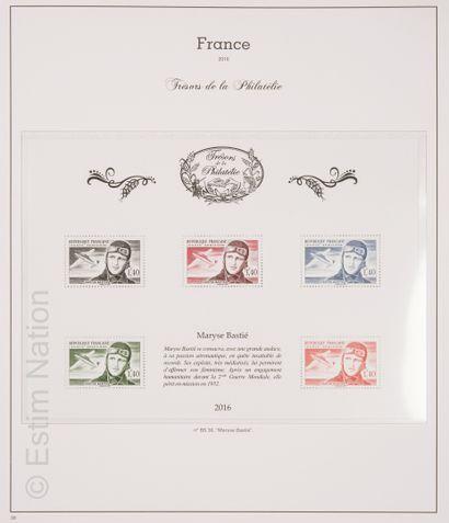 FRANCE. TRESOR DE LA PHILATELIE