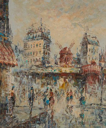 ART DU XXE SIECLE - PARIS