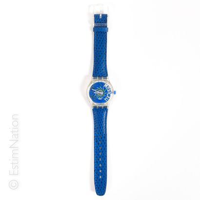 SWATCH - TONE IN BLUE - 1993