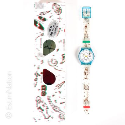 SWATCH - 3D EXPERIENCE - 1996