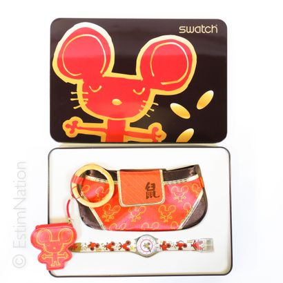 SWATCH - CUTE RATS - 2008