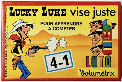 JEU - LUCKY LUKE / MORRIS LICENSING