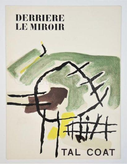 DERRIERE LE MIROIR - N° 82 - 83 - 84 - TAL COAT - 1956