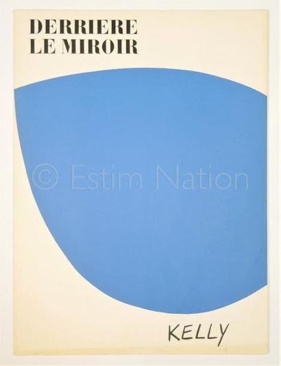 DERRIERE LE MIROIR  N° 110 - KELLY - 1958