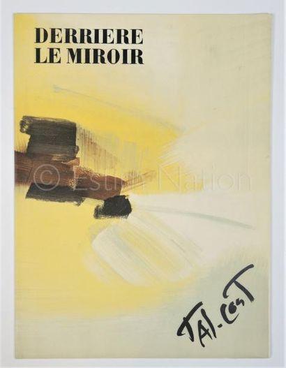 DERRIERE LE MIROIR  N° 114 - TAL COAT - 1959
