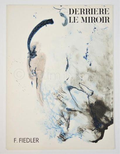 DERRIERE LE MIROIR - N° 129 - FIEDLER - 1961