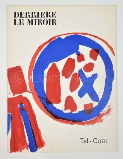 DERRIERE LE MIROIR N° 131 - TAL COAT - 1962