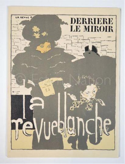 DERRIERE LE MIROIR  N° 158 -159 - REVUE BLANCHE - 1966
