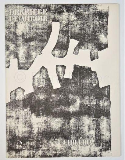 DERRIERE LE MIROIR - N° 174 -CHILLIDA - 1968