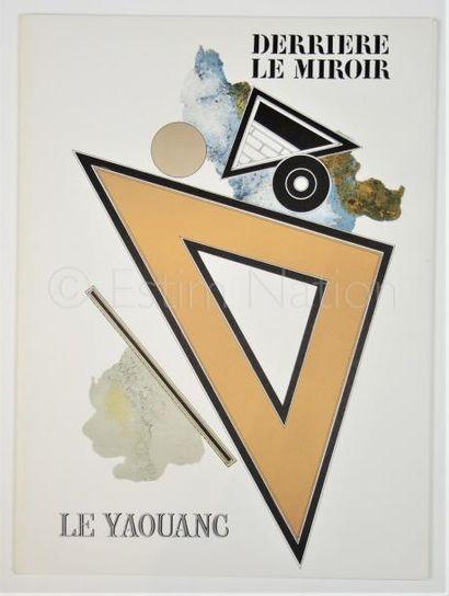 DERRIERE LE MIROIR - N° 176 - LE YAOUANC - 1969