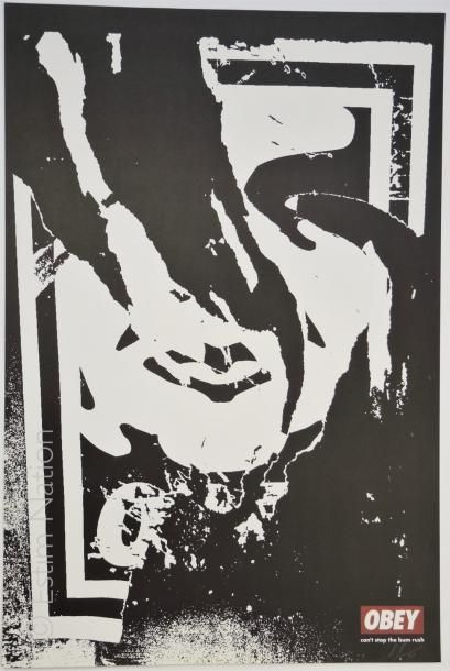 OBEY (Shepard Fairey dit) (né en 1970)