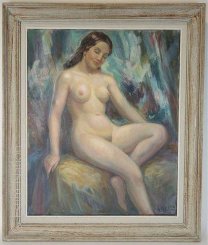 GENTA  Albert (1901-1989)