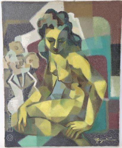 MARGANTIN Louis André (1900-1965)