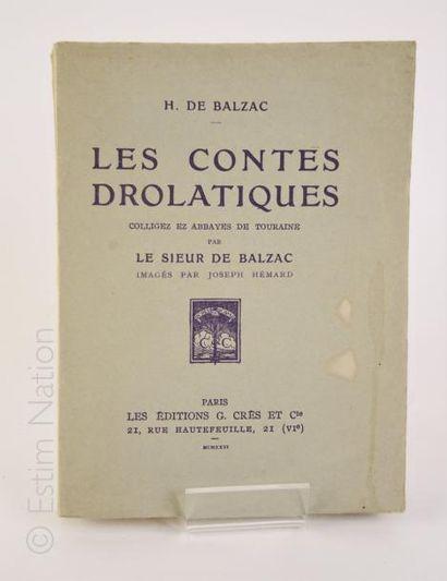 BALZAC Honoré de